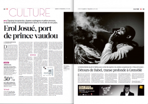 double page liberation Erol